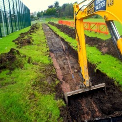 Long Jump Construction in Lisburn 12