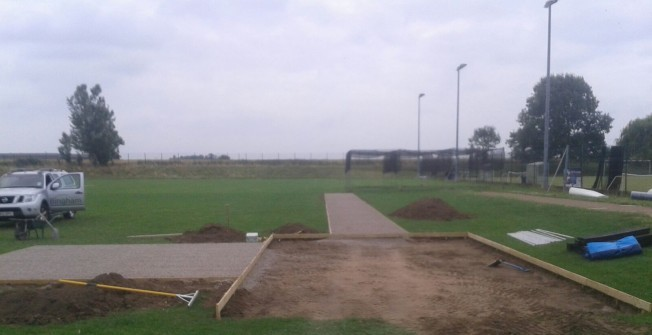 Triple Jump Construction in West Sussex