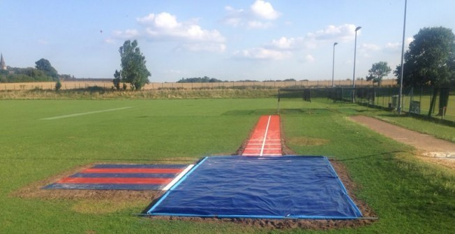Triple Jump Maintenance in Shropshire