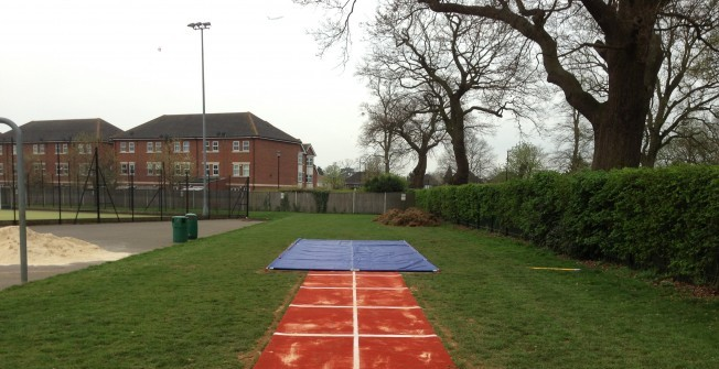 Triple Jump Surfaces in Ashover