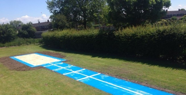 Athletics Surface Builders in Clackmannanshire