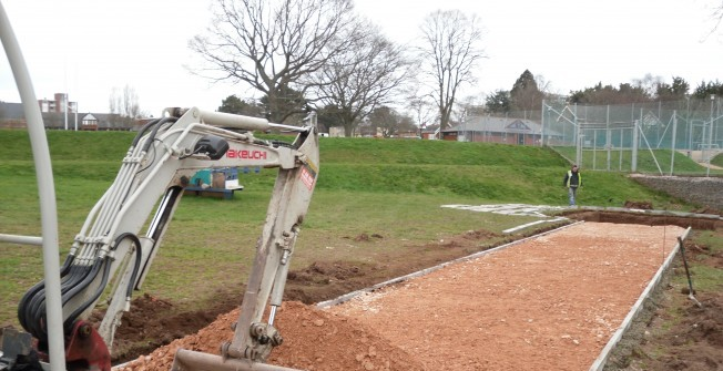 Triple Jump Groundworks in Aberarder