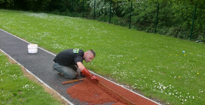 Long Jump Maintenance in East Ayrshire