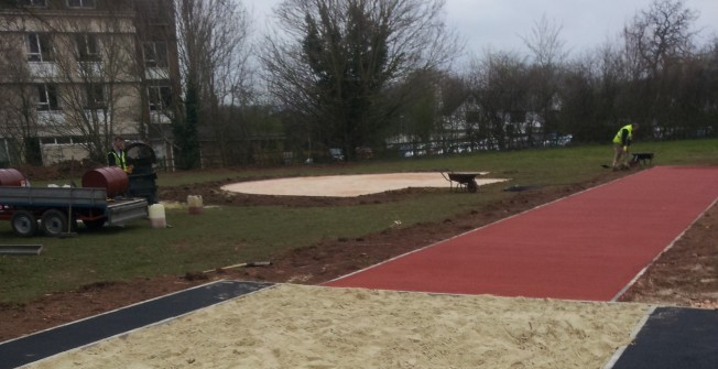 Polymeric Triple Jump in Castle Caereinion